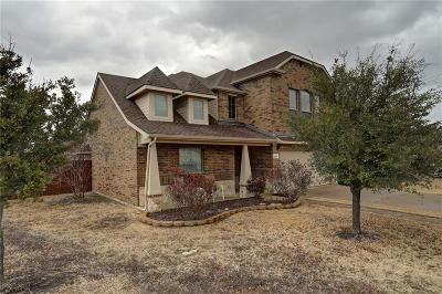 Wylie Single Family Home For Sale: 2124 Dewsbury Drive