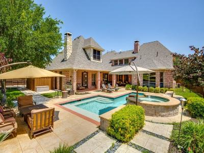 McKinney Single Family Home For Sale: 1402 Silverlake Road