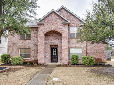 Frisco Single Family Home For Sale: 11909 Peachtree Lane