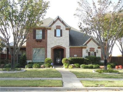 Plano Single Family Home For Sale: 8013 Pullam Circle