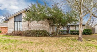 Garland Single Family Home For Sale: 918 Greenbriar Drive