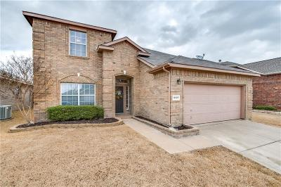 Little Elm Single Family Home For Sale: 14520 Richmond Circle