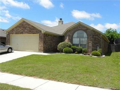 Fort Worth Single Family Home For Sale: 2212 Wakecrest Drive
