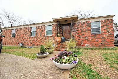Dallas Single Family Home For Sale: 6544 Prosper Street