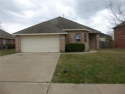 Single Family Home For Sale: 3210 Blue Jay Lane