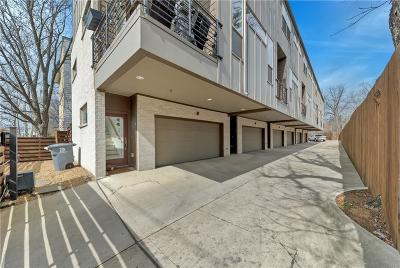 Dallas Condo For Sale: 5807 Hudson Street #3