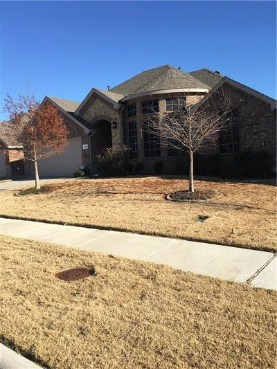 Forney Single Family Home For Sale: 540 Stockton Drive