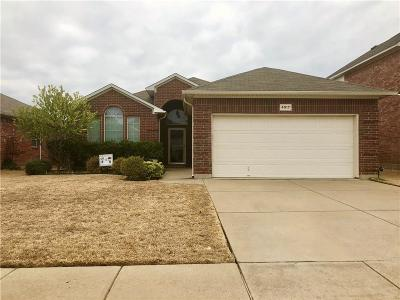Single Family Home For Sale: 4017 Petersburg Drive