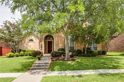 Plano Single Family Home For Sale: 3805 Glasgow Drive