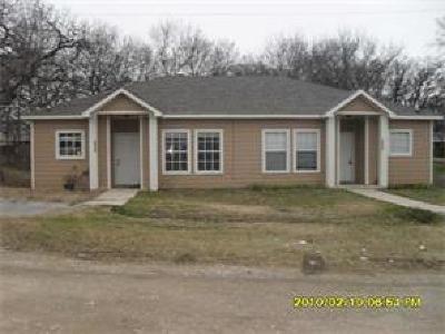 Little Elm Multi Family Home For Sale: 5981 Robinwood Street