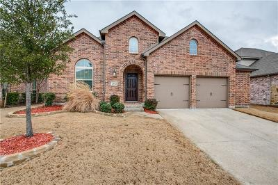 McKinney Single Family Home For Sale: 2812 Torreya Drive