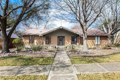 Dallas Single Family Home For Sale: 13867 Far Hills Lane