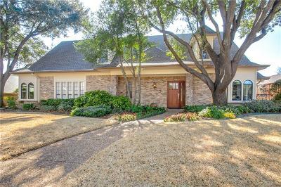 Dallas Single Family Home For Sale: 9508 Winding Ridge Drive