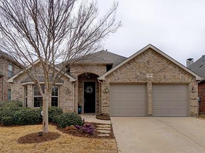 Single Family Home For Sale: 1341 Burnett Drive