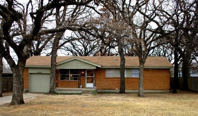 Haltom City Single Family Home For Sale: 3006 Layton Avenue