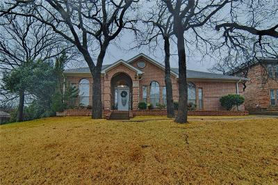 North Richland Hills Single Family Home For Sale: 7501 Acts Court