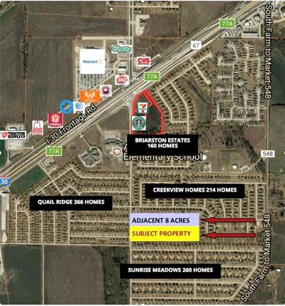 Rockwall County Commercial Lots & Land For Sale: 1900 Erby Campbell