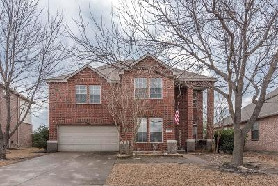 Rowlett Single Family Home For Sale: 10310 Augusta Lane
