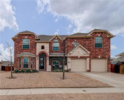 Little Elm Single Family Home For Sale: 14000 Winter Hill Drive