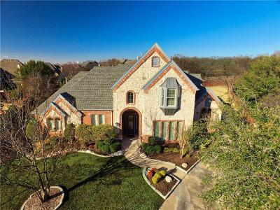 Colleyville Single Family Home Active Kick Out: 204 Capriole Court