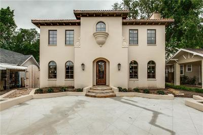 Fort Worth Single Family Home For Sale: 1716 Ashland Avenue
