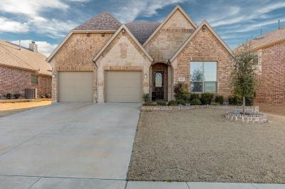 Fort Worth Single Family Home For Sale: 14825 Seventeen Lakes Boulevard