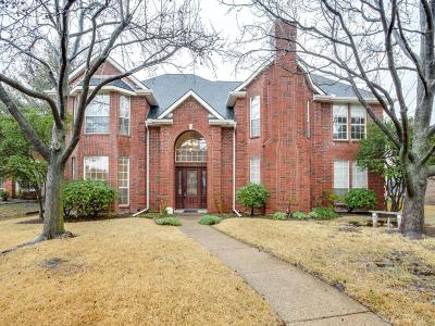 Single Family Home For Sale: 3525 Santana Lane