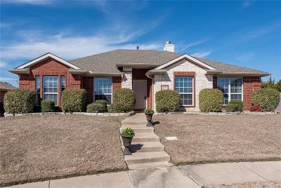 Rockwall Single Family Home For Sale: 2870 Avery