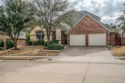 McKinney Single Family Home For Sale: 7105 Langmuir Drive