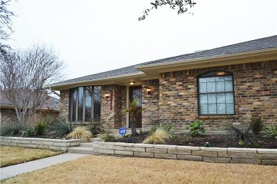 Carrollton Single Family Home For Sale: 3811 Cemetery Hill Road