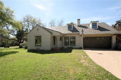 Dallas Single Family Home For Sale: 1025 N Oak Cliff Boulevard
