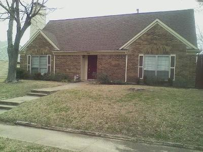 Garland Single Family Home For Sale: 1006 Pyramid Drive