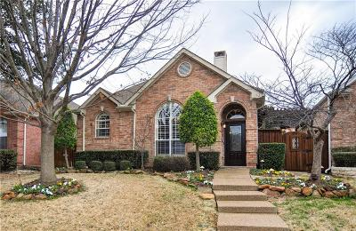 Plano Single Family Home For Sale: 8129 Springmoss Drive