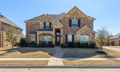 Single Family Home Active Option Contract: 2602 Trophy Club Drive