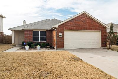 Fort Worth TX Single Family Home For Sale: $197,000