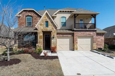 Little Elm Single Family Home For Sale: 2229 Gregory Creek Drive