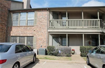 Plano Condo For Sale: 3101 Townbluff Drive #122