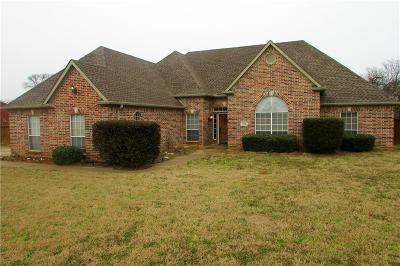 Canton TX Single Family Home For Sale: $269,900
