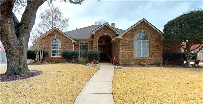 Flower Mound Single Family Home For Sale: 3109 Almond Drive