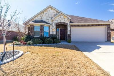 Little Elm Single Family Home For Sale: 2300 Scott Creek Drive