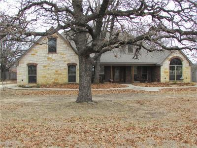 Stephenville Single Family Home For Sale: 428 County Road 475