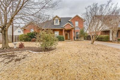 Arlington TX Single Family Home For Sale: $315,000