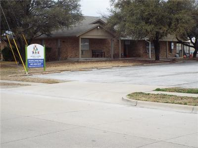 Benbrook Commercial For Sale: 401 N Cozby