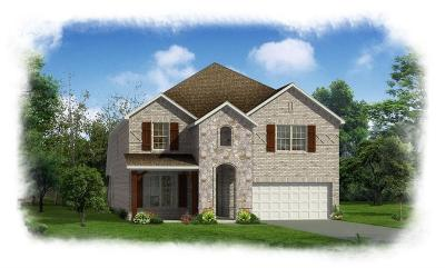 Wylie Single Family Home For Sale: 1708 Knollwood