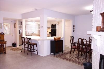 Dallas Townhouse For Sale: 9618 Highland View Drive