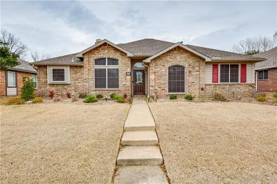 The Colony TX Single Family Home For Sale: $267,000