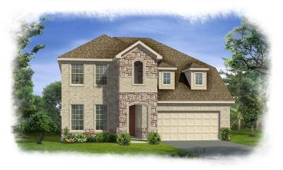 Wylie Single Family Home For Sale: 1719 Long Meadow