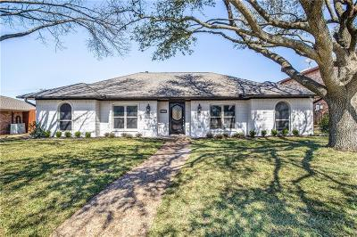 Plano Single Family Home For Sale: 2845 Meadowbrook Drive