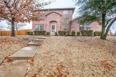 Wylie Single Family Home For Sale: 1520 Lonesome Dove Trail