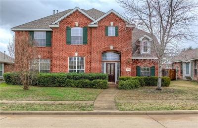 Garland Single Family Home For Sale: 1514 Turning Leaf Lane